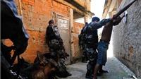 Băng đảng ma túy Brazil vãi đạn như mưa vào nhau, 21 người chết