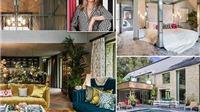 'Đột nhập' biệt thự triệu đô do Kate Moss tự tay thiết kế