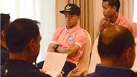 Thái Lan mệt mỏi, 'Messi J' chấn thương