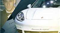 Vì sao chiếc Porsche của Neymar bị tịch thu?