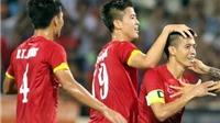 Tuyển Việt Nam đá với Iraq & Thái Lan bằng đội hình nào?