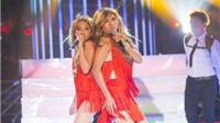 'Gương mặt thân quen nhí 2015': Phương Mỹ Chi hát nhạc Latin và nhảy rất sexy