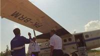 Phát hiện tín hiệu máy bay Indonesia mất tích ở vùng núi Palopo