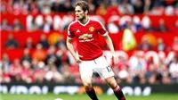 Daley Blind: Chìa khóa hàng thủ của Man United