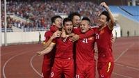 Việt Nam 1-1 Iraq: Công Vinh ghi bàn. Việt Nam đánh rơi chiến thắng ở phút cuối cùng