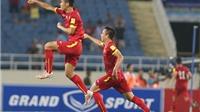Điểm nhấn Việt Nam 1-1 Iraq: Công Vinh bản lĩnh. Nguyên Mạnh phản xạ xuất thần