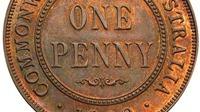 Australia trưng bày đồng tiền xu siêu hiếm, siêu đắt