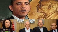 """""""Bộ tứ"""" đối thoại hòa bình Tunisia và các chủ nhân Nobel Hòa bình thập kỷ qua"""
