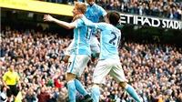 Thống kê: David Silva và Kevin de Bruyne nguy hiểm nhất Premier League