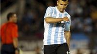 Man City: Aguero, Silva nhiều khả năng nghỉ trận gặp Man United ở derby