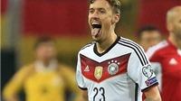 Đức 2-1 Georgia: Thomas Mueller và Max Kruse giúp Đức giành vé đến EURO 2016