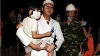 Vụ cháy tại Khu đô thị Xa La: Sở Y tế huy động khẩn hai kíp trực cấp cứu
