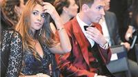 Bạn gái của Messi quyết lấn sân showbiz