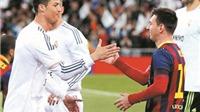 Tiền lương năm của Ronaldo hơn Messi… 300 nghìn euro