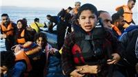 Lại thêm 4 'em bé Syria' và một trẻ sơ sinh chết đuối trên Địa Trung Hải