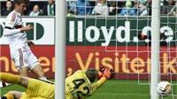 Weder Bremen 0-1 Bayern Munich: Lewandowski im lặng nhưng Mueller vẫn tiếp tục nổ súng