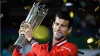 Ngày của người Serbia: Djokovic vô địch Thượng Hải Masters, Jankovic lên ngôi ở giải Hong Kong mở rộng