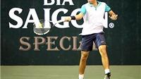 'Hoàng Nam chưa sẵn sàng cho Challenger Tour'