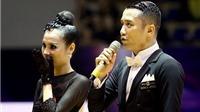 Cặp đôi Hồng Việt – Thu Trang giã từ khiêu vũ thể thao