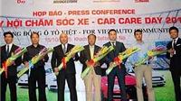 """Ngày hội chăm sóc xe """"Car Care Day"""" 2015 sắp diễn ra tại Hà Nội"""
