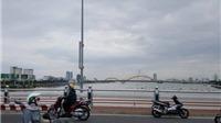 Bất ngờ sông Hàn bỗng đầy bèo, rác