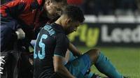 ĐIỂM NHẤN: Arsenal trở lại mặt đất, đối đầu với vấn nạn chấn thương