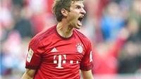 Bayern Munich: Mueller tự do, Mueller ghi bàn