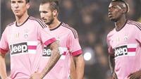 Juventus thua trận thứ 4 sau 10 vòng: Juve đã tạm biệt Scudetto?