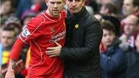 Alberto Moreno chỉ trích thầy cũ Brendan Rodgers