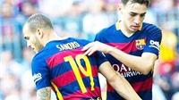 02h30 ngày 1/11, sân Alfonso Perez,Getafe - Barcelona: Cơn khát của Munir và Sandro