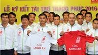 Kappa tài trợ cho Đồng Tâm Long An 2 tỷ đồng