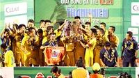 Hà Nội T&T thống trị giải U21