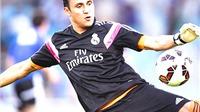 Keylor Navas: 'Tôi muốn vô địch Champions League'