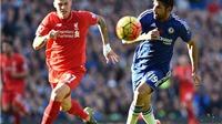 Chelsea: Diego Costa thoát khỏi án phạt của FA ở vụ đạp Skrtel