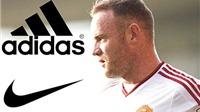 Vì Man United, Rooney sẽ phản bội Nike?