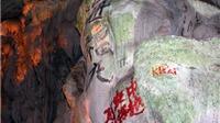 20 năm vẫn 'bó tay' với chữ viết bẩn lên hang động Vịnh Hạ Long