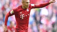 Tiêu điểm: Robben trở lại và 'bộ mặt thật' của Bayern