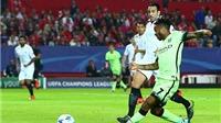 Sevilla 1-3 Man City: Man City đi tiếp sớm hai lượt đấu