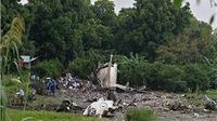 Vụ máy bay rơi ở Nam Sudan: Ba người sống sót, trong đó có trẻ em