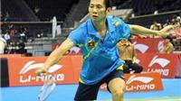 Giải cầu lông Bahrain International Challenge 2015: Tiến Minh thắng thần tốc ở vòng 1