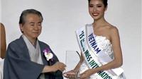 VIDEO: Những màn trình diễn 'lịch sử' của Á hậu 3 Phạm Hồng Thúy Vân tại Chung kết Hoa hậu Quốc tế 2015