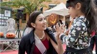 Chùm ảnh: Á hậu 3 Thúy Vân 'khổ luyện' tại cuộc thi Hoa hậu quốc tế 2015