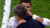 Ronaldo đã nói gì với Blanc?