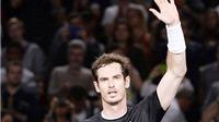 Hạ Ferrer, Murray vào chung kết Paris Masters