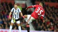 Jesse Lingard CHÍNH THỨC mở 'tài khoản' bàn thắng ở Man United