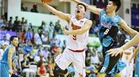 Giải bóng rổ nhà nghề Đông Nam Á 2015: Sài Gòn Heat thua trận thứ 2 liên tiếp