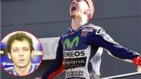 Moto GP - Chặng cuối cùng, GP Valencia: Rossi bất lực, Lorenzo đăng quang