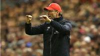 Juergen Klopp: 'Tôi cảm thấy cô độc giữa Anfield khi thấy CĐV bỏ về sớm'