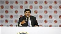 Chủ tịch LĐBĐ Colombia bất ngờ từ chức