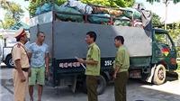CSGT bắt xe chở 6 tấn thịt thối vào TP HCM tiêu thụ